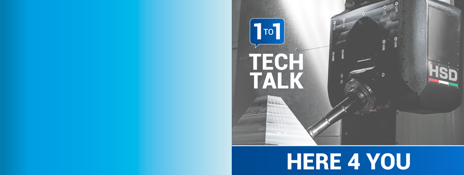 1to1 TECH TALK